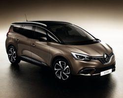 Представлен новый Renault Grand Scenic 2017 (цена, фото)