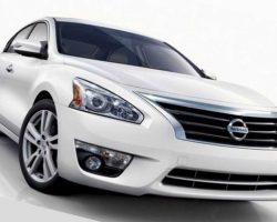 Новый Nissan Altima 2013: фото, характеристики, цена