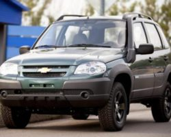 Новая Chevrolet Niva 2012 Limited Edition: цена, фото, характеристики