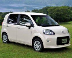 Новый Toyota Porte 2013: цена, фото, характеристики