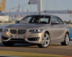 Представлено купе BMW 2-Series Coupe (F22) 2014