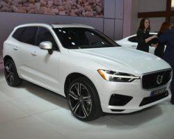 Новый Volvo XC60 2018 в России (фото, цена, видео)
