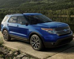 Цены на Ford Explorer 2015 в России