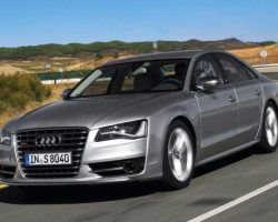 Audi S8 2012: цена, характеристики, фото