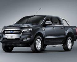 Информация о обновленном пикапе Ford Ranger 2016