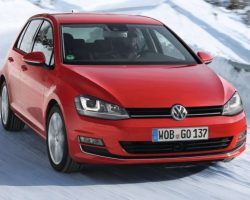 Volkswagen Golf 4Motion 2014: цена, фото, характеристики