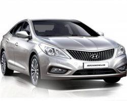 Hyundai Grandeur 2013: фото, характеристики