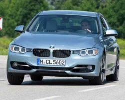 BMW 3 ActiveHybrid 2013: цена, фото, характеристики, видео
