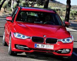 Новый BMW 3-Series Touring 2013: фото, характеристики