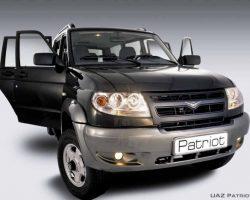 УАЗ Hunter, Patriot и Pickup подорожают с 1 января 2013 года