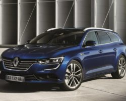 Универсал Renault Talisman Estate 2016 (цена, фото)
