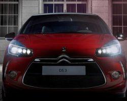 Обновленые хэтчбек Citroen DS3 2015 и кабриолет DS3 Cabrio 2015