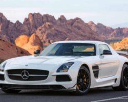 Mercedes SLS AMG Black Series 2014: цена, фото, характеристики