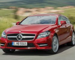 Цены Mercedes CLS Shooting Brake 2013 в России