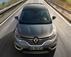 Представлен новый Renault Espace 2015