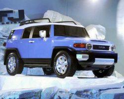 Toyota FJ Cruiser 2012-2013: цена, фото, характеристики