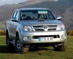 Обзоры б/у авто Toyota HiLux (Тойота Хай Люкс). Toyota Hilux VII: Сломать легенду