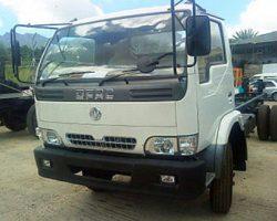 Китайские грузовики Dong Feng будут собирать в России