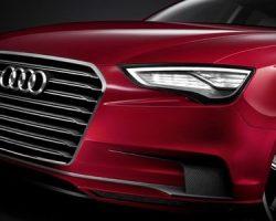 Хэтчбек Audi A3 New можно будет купить в январе 2012