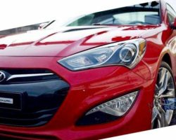 Hyundai Genesis Coupe 2012: характеристики, фото