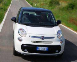 Fiat 500L 2013: цена, фото, характеристики, видео