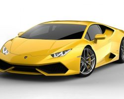 Новый суперкар Lamborghini Huracan LP610-4 2015