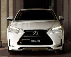 Обвес Lexus NX 2015 от Modellista (фото)
