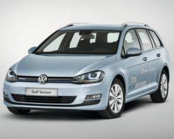 Универсал Volkswagen Golf Variant 2014
