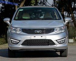 Chery начала продажи седана Cowin Auto C3 (цена, фото)