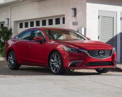 Обновленная Mazda 6 2017 (фото, видео)