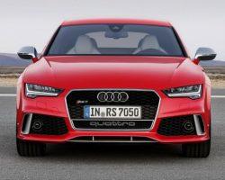 Информация о обновленном Audi RS7 Sportback 2015