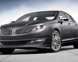 Новый Lincoln MKZ 2013: фото, характеристики, видео