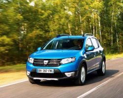 Renault Sandero Stepway 2013: цена, характеристики, фото, видео