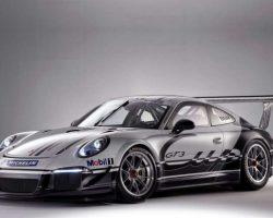 Гоночный Porsche 911 GT3 Cup 2013 года