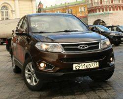Российские цены на новый Chery Tiggo 5 (2014 — 2015)