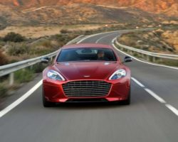 Aston Martin Rapide S 2014: фото, характеристики, видео