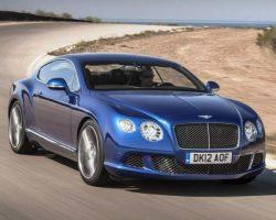 Новый Bentley Continental GT Speed 2013: цена, фото, характеристики