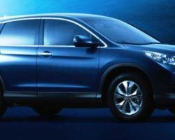Первое видео и фото новой Honda CR-V 2012