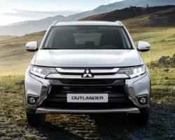 Обновленный Mitsubishi Outlander 2015-2016 в России (цена, фото)