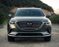 Новую Mazda CX-9 2016 показали в Лос-Анджелесе (цена, фото)