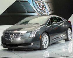Cadillac ELR 2014: цена, фото, характеристики