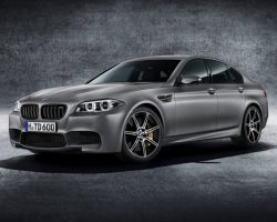 Юбилейная версия BMW M5 2014