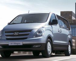 Обновленный Hyundai H–1 2015–2016 в России (цена, фото)