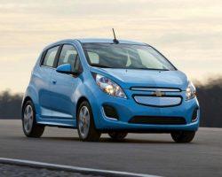 Электромобиль Chevrolet Spark EV 2014 (цена, фото, характеристики)