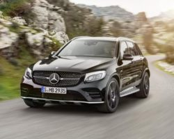 «Заряженный» Mercedes-AMG GLC43 4MATIC 2017 (фото, цена)