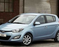 Хетчбэк Hyundai i20 2013: характеристики, фото